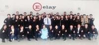 Elay hat einen neuen Werksleiter in Kunshan, China