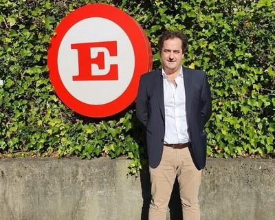 Iban Iriondo, neuer General Manager der Gruppe