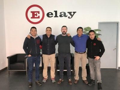 Visita de CELAY a EAC
