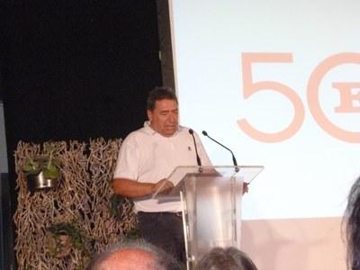 Antzuola生产基地成立50周年
